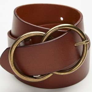Free People Eternity Leather Belt
